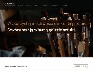 fotoroleta.pl screenshot