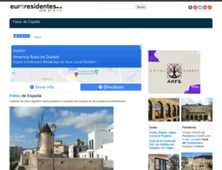 fotos.euroresidentes.com screenshot