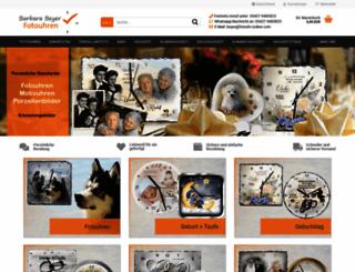 fotouhr-online.de screenshot