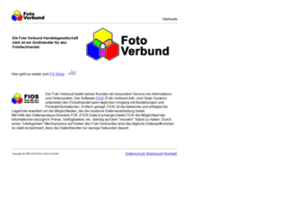 fotoverbund.com screenshot