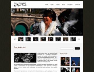 fotovideoiasi.ro screenshot