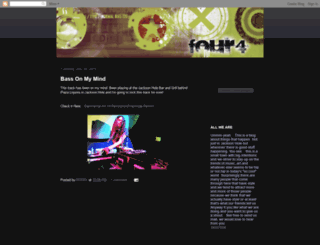 four4productions.blogspot.com screenshot