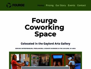 fourge.net screenshot