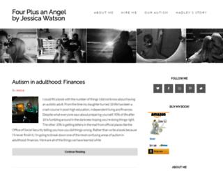 fourplusanangel.com screenshot