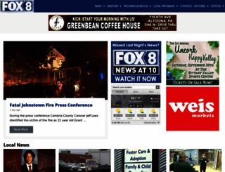 fox8tv.com screenshot