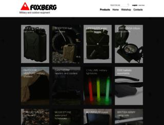 foxberg.ee screenshot