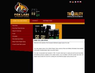 foxlabs.eu screenshot