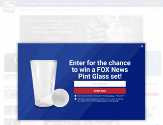 foxnews.com screenshot