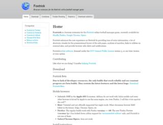 foxtrick.org screenshot