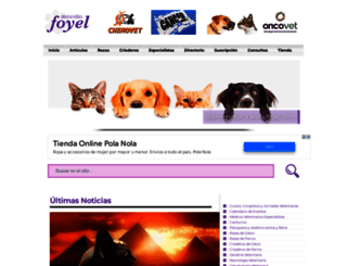 foyel.com screenshot