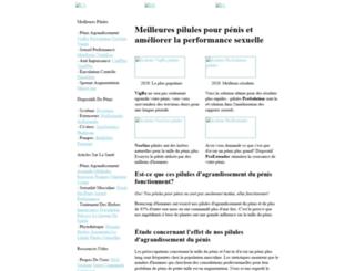 fr.durapills.com screenshot