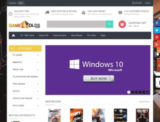 fr.gameholds.com screenshot