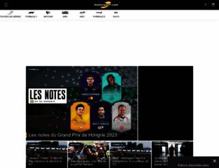 fr.motorsport.com screenshot