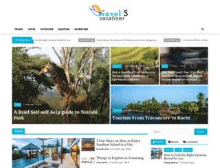 fr.travelsvacations.com screenshot
