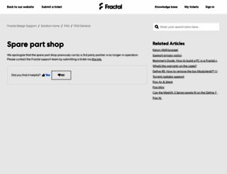 fractal-design-shop.de screenshot