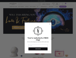 fragrantjewels.myshopify.com screenshot