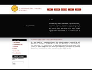 fraijcosteel.com screenshot