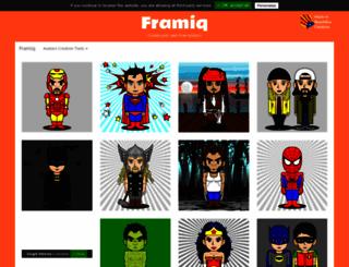 framiq.com screenshot