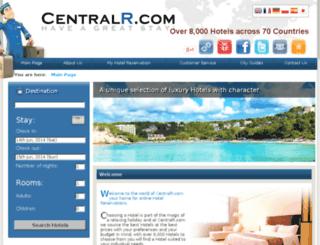 francais.centralr.com screenshot