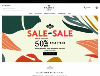 franceluxe.com screenshot
