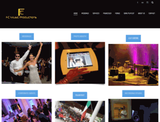 francescolive.com screenshot