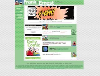 frankandernest.com screenshot