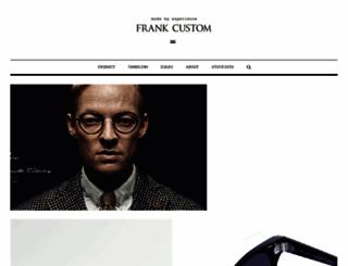 frankcustom.com screenshot