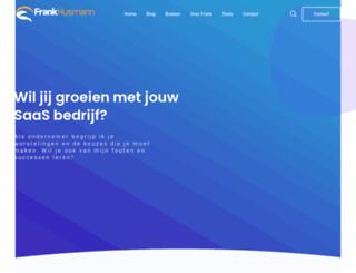 frankhusmann.nl screenshot