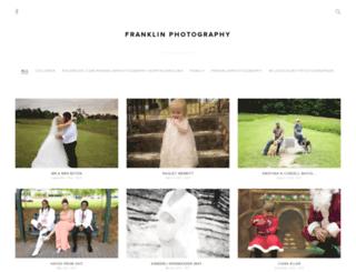 franklinphotography.pixieset.com screenshot