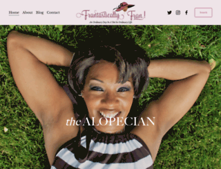 frantasticallyfran.com screenshot