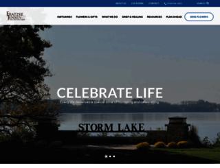 fratzkejensen.com screenshot