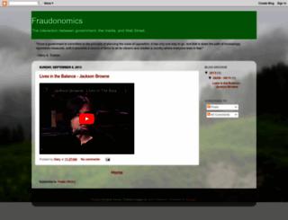 fraudonomics.blogspot.com screenshot