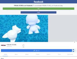 freak.com.ve screenshot