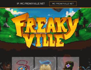 freakyville.net screenshot