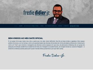 frediedidier.com.br screenshot