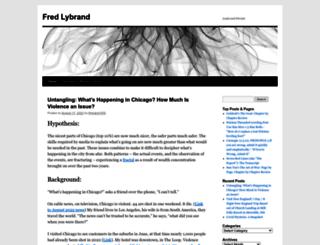 fredlybrand.com screenshot