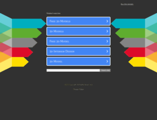 free-3d-models.com screenshot