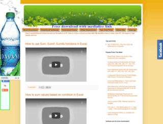 free-download-linkmf.blogspot.com screenshot