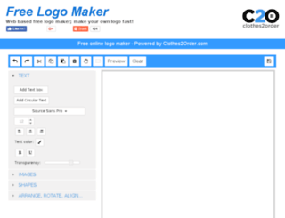 free-logo-maker.net screenshot