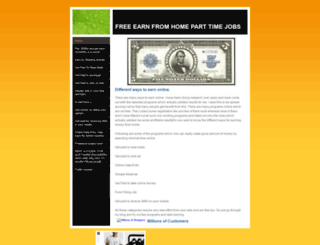 free-online-earning.weebly.com screenshot