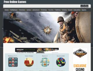 free-online-games.m-karam.com screenshot