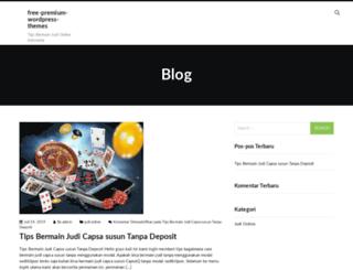 free-premium-wordpress-themes.com screenshot