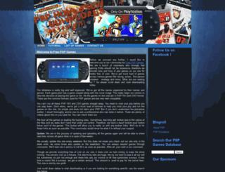 free-pspgames.net screenshot