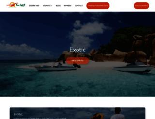 free-spirit.ro screenshot