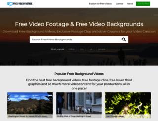 free-video-footage.com screenshot