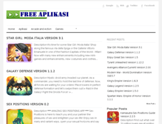 freeaplikasimu.blogspot.com screenshot