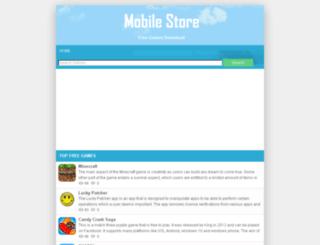 freeappsdownload.mobi screenshot