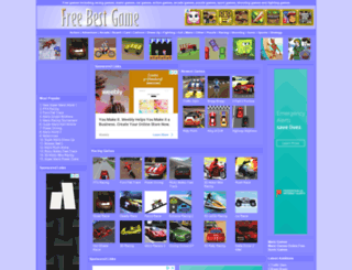 freebestgame.com screenshot