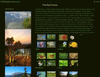 freebigpictures.com screenshot