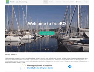 freebonet.com screenshot